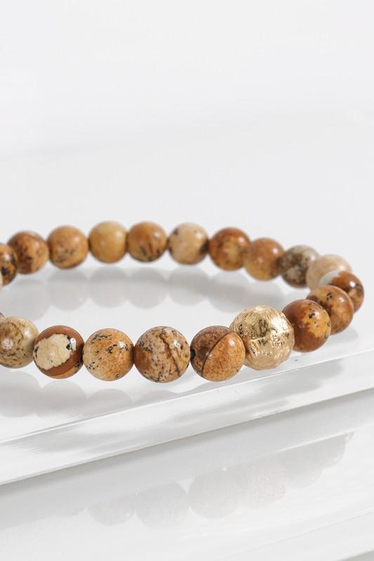 Urbanista Stone Stretch Bracelet Jasmine